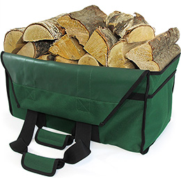 Cougar Premium Log Carrier